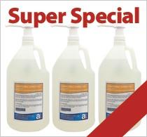 Super Special: Buy 3 Sanitizing Hand Gel® Items (Same), Get 1 (Same), Free!* Effective dates: April 1, 2021 - June 30, 2...